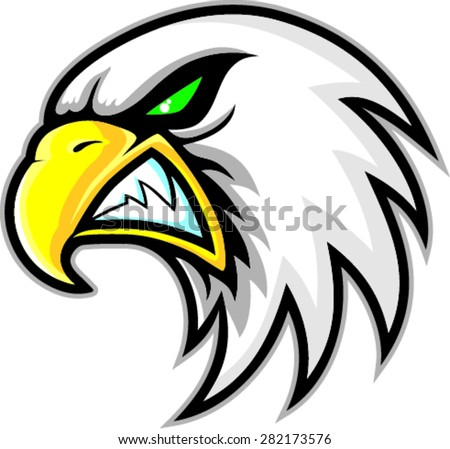 stock-vector-mascot-head-of-angry-eagle