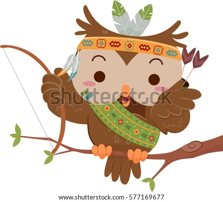 mascot illustration featuring a