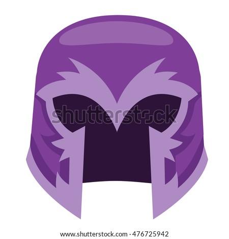 mask helmet logo vector