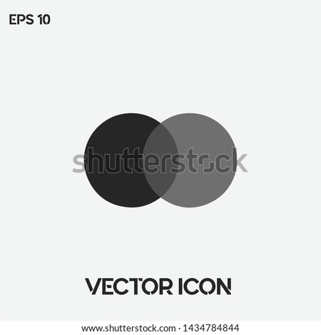 Master card vector logo. Master card symbol icon. Premium quality.