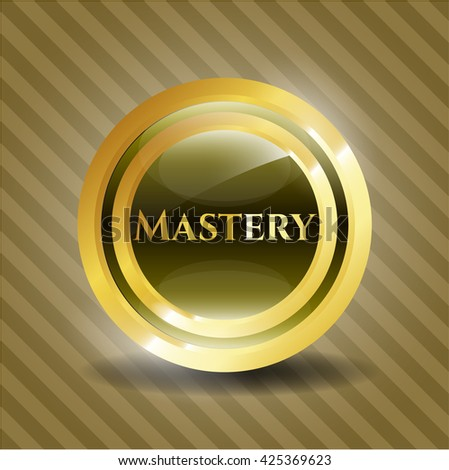 Mastery shiny emblem