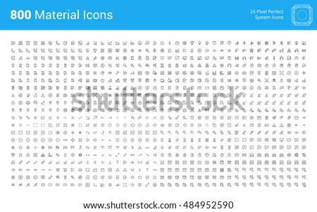 material design pixel perfect