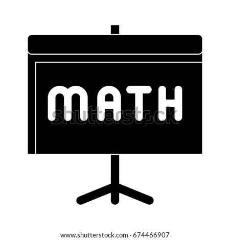 math board icon