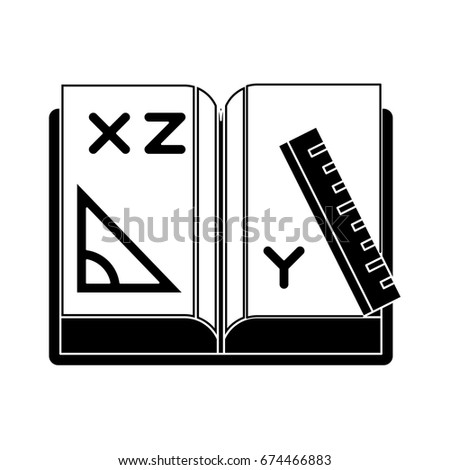 math book icon