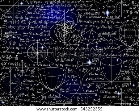 math vector endless seamless
