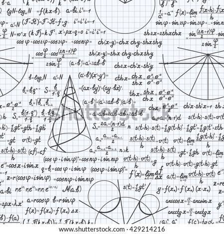 mathematical vector seamless