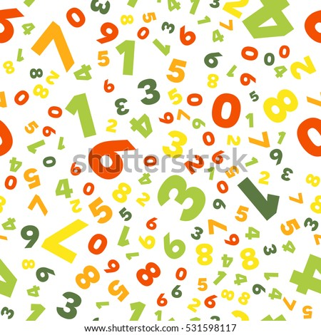 stock-vector-mathematics-background-different-numbers-in-random-pattern-colorful-school-pattern-for-children