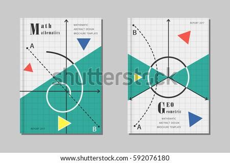 mathematics  design abstract