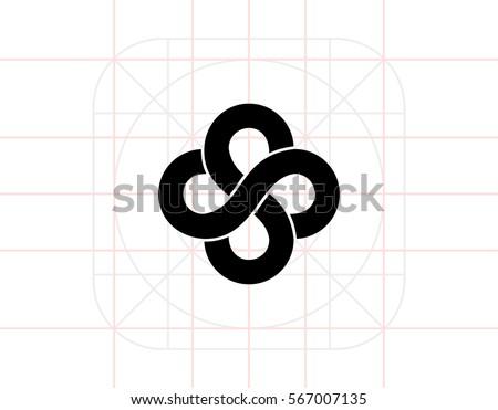 mathematics simple icon