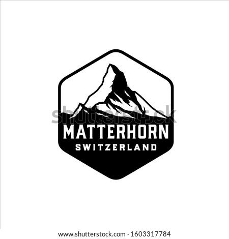 Matterhorn tallest mountain in switzerland