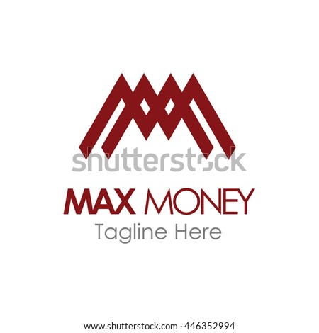 maximum money abstract vector