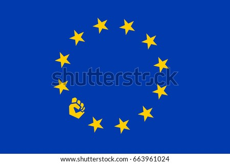 may 12  2017  flag of eu with