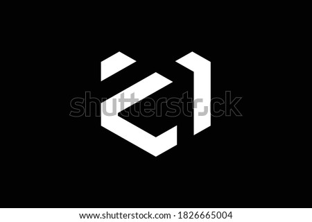 MC letter logo design on luxury background. CM monogram initials letter logo concept. MC icon design. CM elegant and Professional white color letter icon design on black background. M C CM MC Stock fotó ©