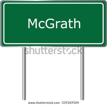 how to get to mcgrath alaska