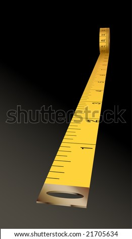 measure tape - inches