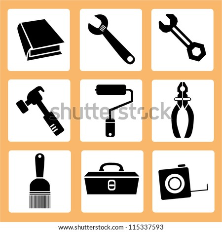mechanic tools, instruments