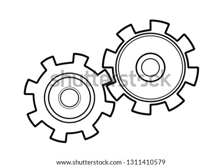 Gear Newest Royalty Free Vectors