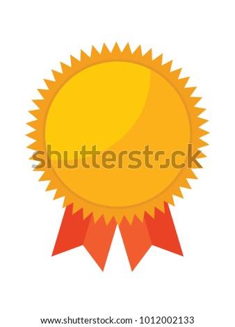 Medal prize noble
