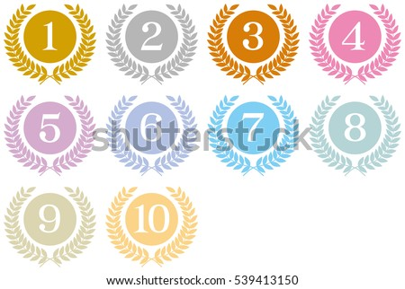 medals  ranking  top ten
