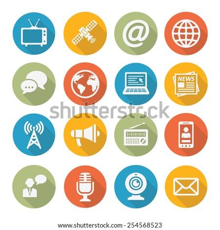 Shutterstock Media Icons