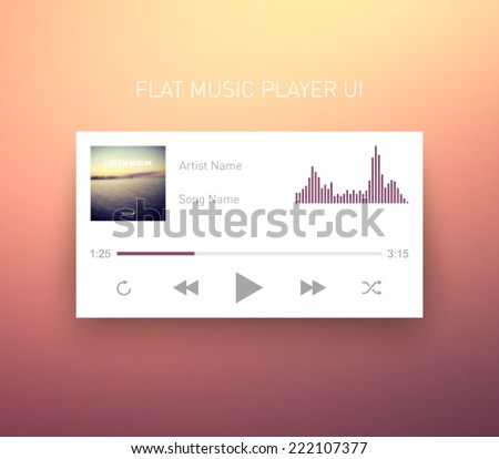 media player application  app