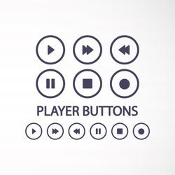 Media Vector icon
