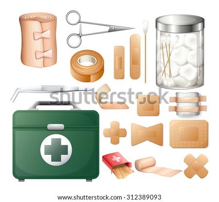 Vector Medical Tools | FreeVectors