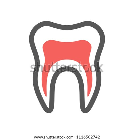 Medical & Healthcare - Tooth Icon