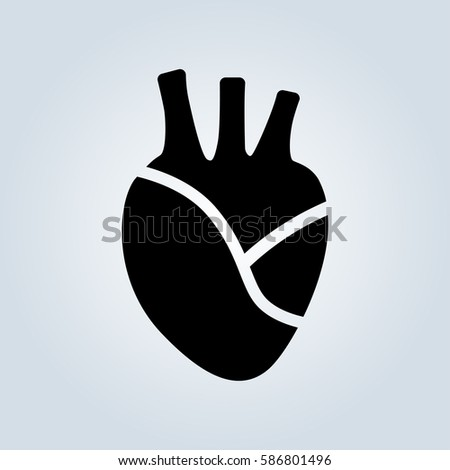 Medical Heart icon.