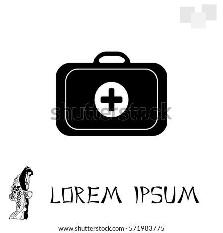 Medical icon case