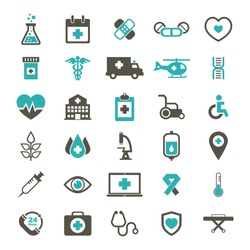 Medical Icon - Color