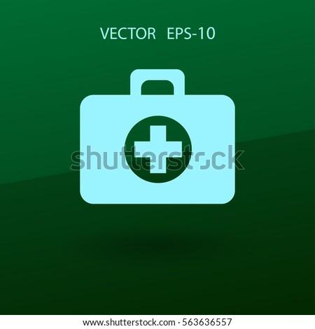 medical icon vector illustration