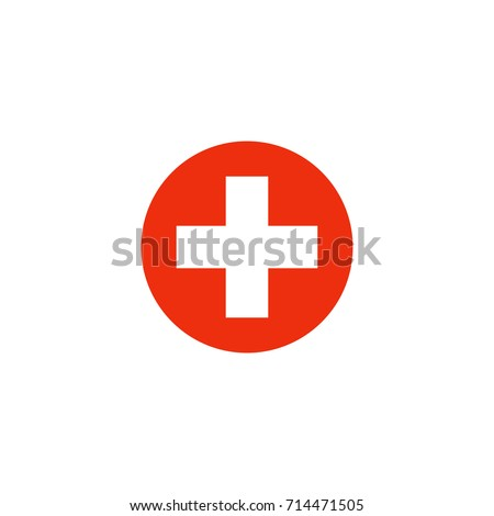 Medical Icon Vector Isolated