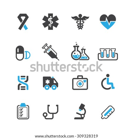 Medical Icons,Vector