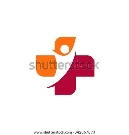 Medical Logo Vector Template