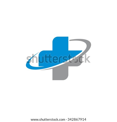 Medical Logo Vector Template