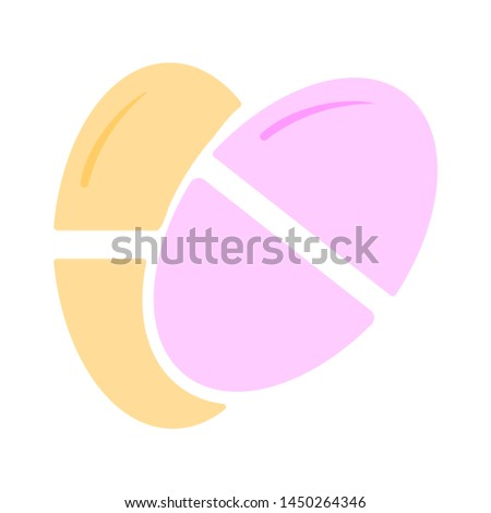 medical pills icon. Logo element illustration. medical pills design. colored collection. medical pills concept. Can be used in web and mobile #1450264346