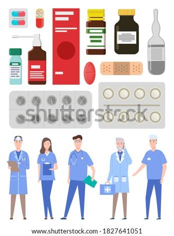 medical staff  doctors  medics