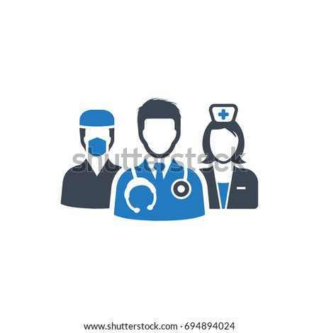 Medical Team Icon