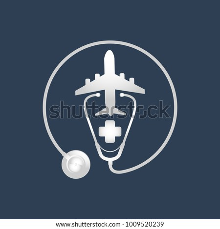 medical tourism icon design, infographic health. Vector illustration.