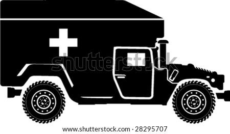 medical truck hummer