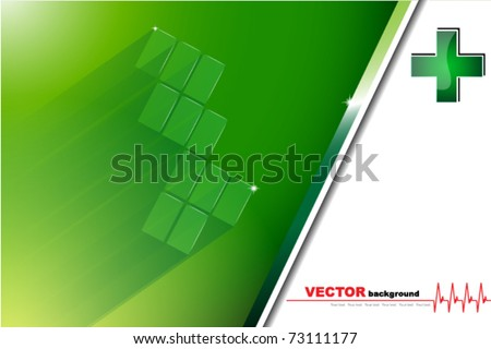 medical vector background