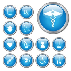 Medical Vector Icons