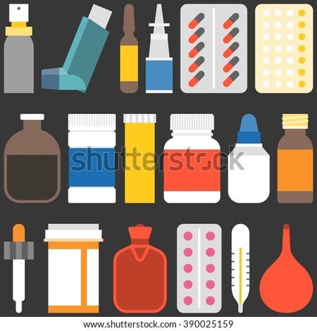 medicine collection set 2