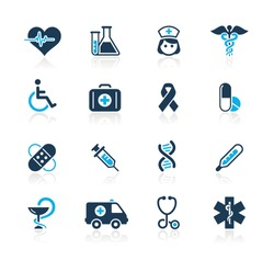 Medicine & Heath Care // Azure Series