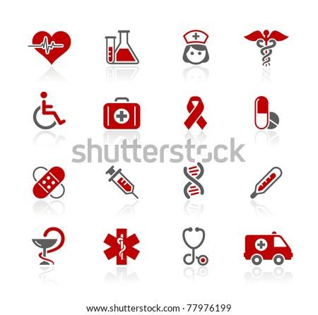 Medicine & Heath Care // Redico Series