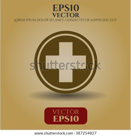 Medicine high quality icon