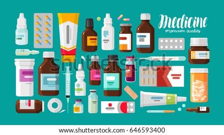 medicine  pharmacy  hospital