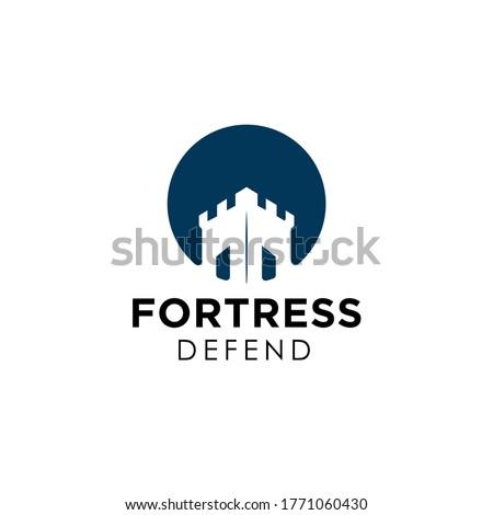 medieval castle fortress rook