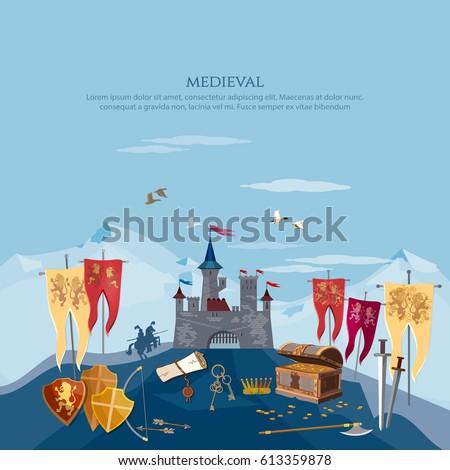 medieval castle medieval